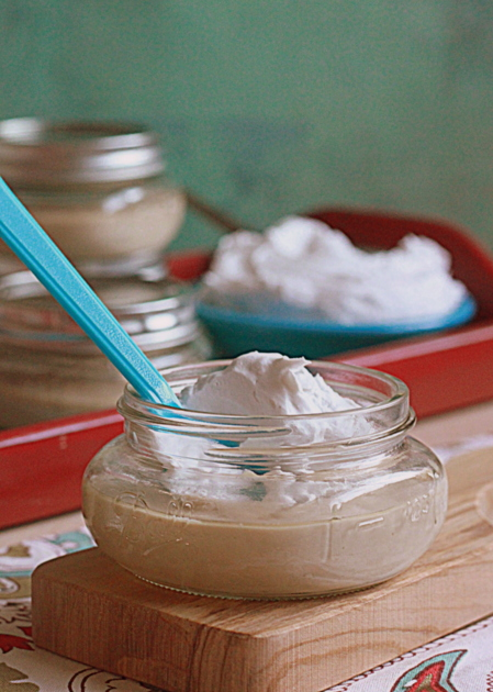 Butterscotch pudding   Kitchen Treaty