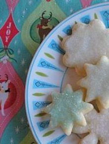 Dolly Parton's Sugar Cookie Recipe | Kitchen Treaty