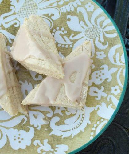 Mini Vanilla Scones