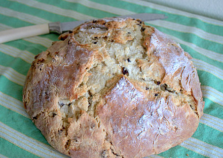 Irish soda bread | Kitchen Treaty