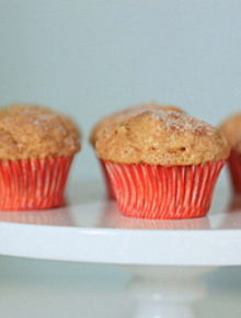 Mini cinnamon & sugar muffins 2-001