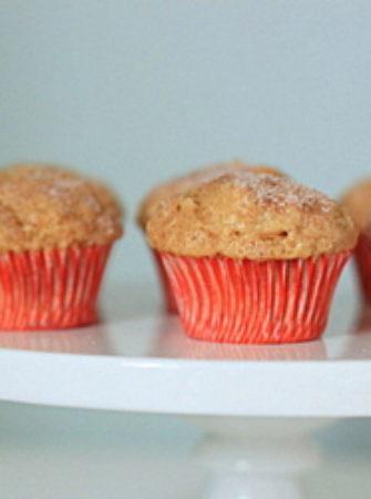Mini cinnamon & sugar muffins 2-001