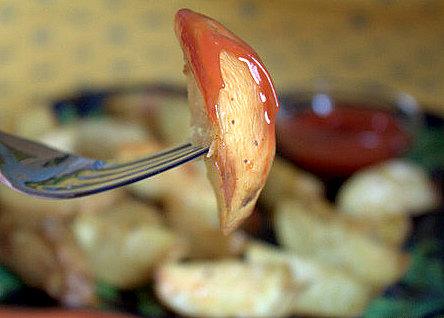 Rosemary roasted potatoes   Kitchen Treaty