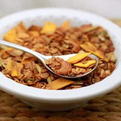 Homemade granola   Kitchen Treaty