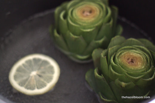 How to Steam an Artichoke