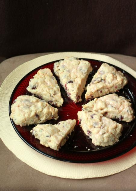 Mixed Berry Tangerine Scones Recipes — Dishmaps