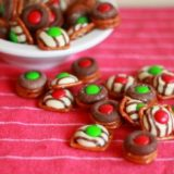 Chocolate pretzel candies | Kitchen Treaty