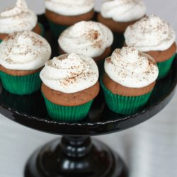 Baileys & coffee cupcakes | Kitchen Treaty