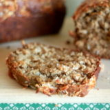Coconut banana bread | Kitchen Treaty