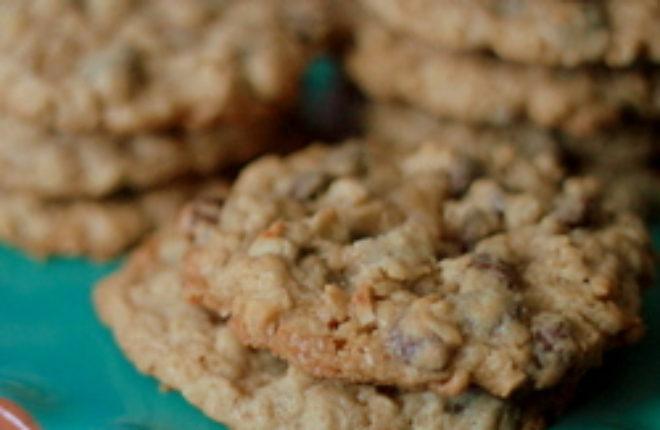 Cowboy cookies   Kitchen Treaty