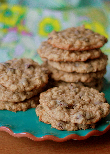 Cowboy cookies | Kitchen Treaty