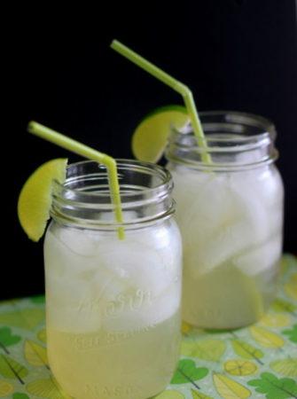 Iced Green Tea Limeade