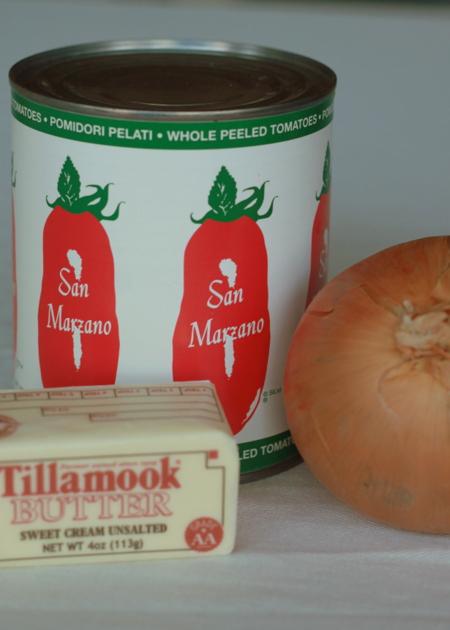 Magic Three-Ingredient Pasta Sauce