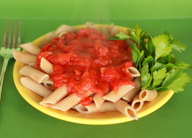 Magic Three-Ingredient Pasta Sauce
