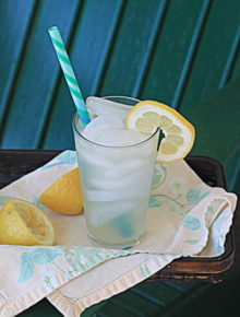 Fresh-Squeezed Lemonade by the Glass | Kitchen Treaty