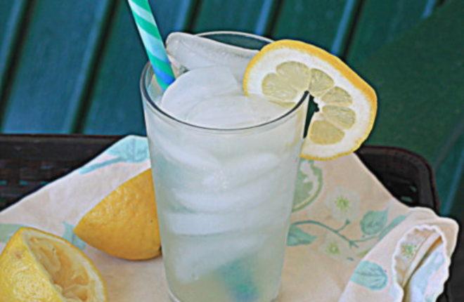 Fresh-Squeezed Lemonade by the Glass | Kitchen Treaty