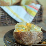 How to Bake Perfect Baked Potatoes | Kitchen Treaty