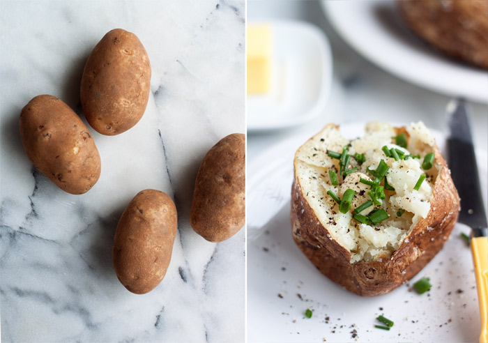 How to Cook Perfect Baked Potatoes