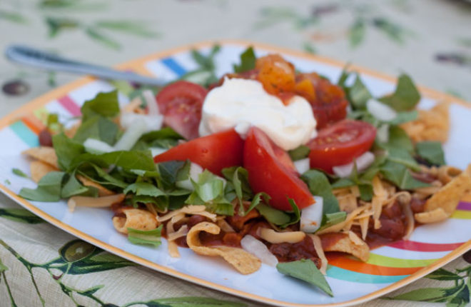 "Straw Hats (or ""Frito Pie"") | Kitchen Treaty"