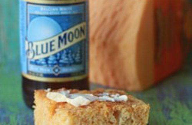 Cheddar Beer Cornbread | Kitchen Treaty
