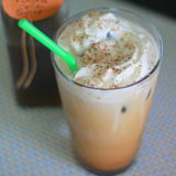 Pumpkin Spice Iced Coffee | Kitchen Treaty