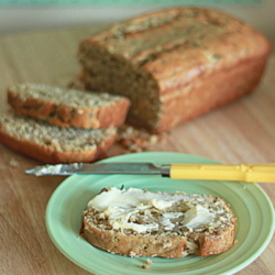 Brown Butter Zucchini Bread
