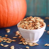 How to roast pumpkin seeds | Kitchen Treaty