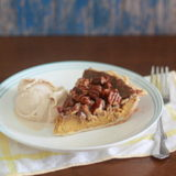 Vanilla Praline Pumpkin Pie | Kitchen Treaty