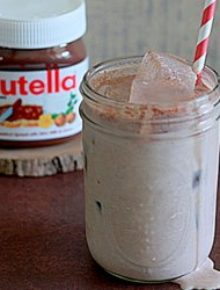 Nutella mudslides | Kitchen Treaty
