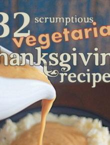 32 Scrumptious Vegetarian Thanksgiving Recipes | Kitchen Treaty
