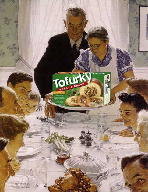 Image result for tofurky day
