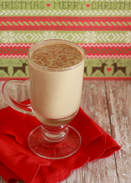 Crock Pot eggnog lattes | Kitchen Treaty
