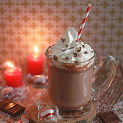 Slow Cooker Peppermint Mochas image