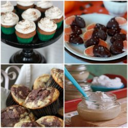 Archived! Amazing Butterscotch Pudding, Baileys & Coffee Cupcakes, Salted Dark Chocolate-Dipped Oranges …