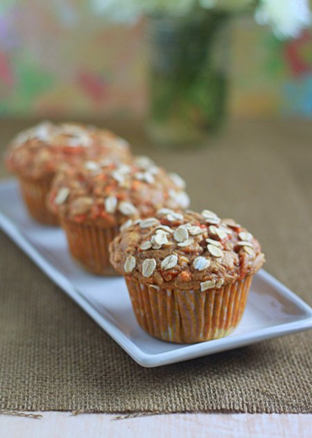 Spiced Carrot Millet Muffins Recipes — Dishmaps