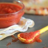 Sq Our Very Favorite Homemade Pizza Sauce