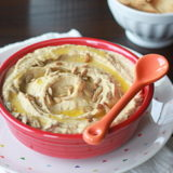 Sunbutter hummus | Kitchen Treaty