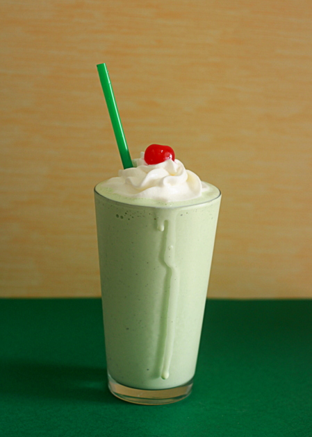 Smoothie (aka Shamrock Shake) | Drinks | Pinterest | Shamrock Shake ...