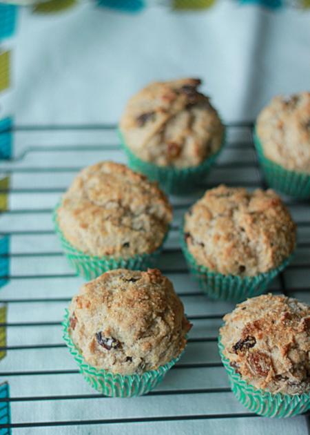 Irish soda bread muffins | Kitchen Treaty