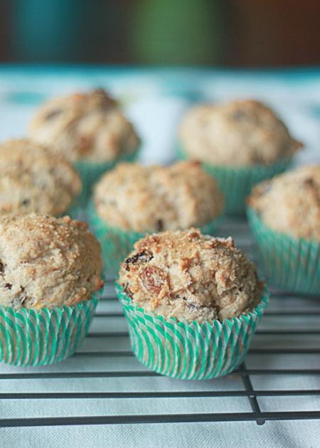 Irish soda bread muffins   Kitchen Treaty