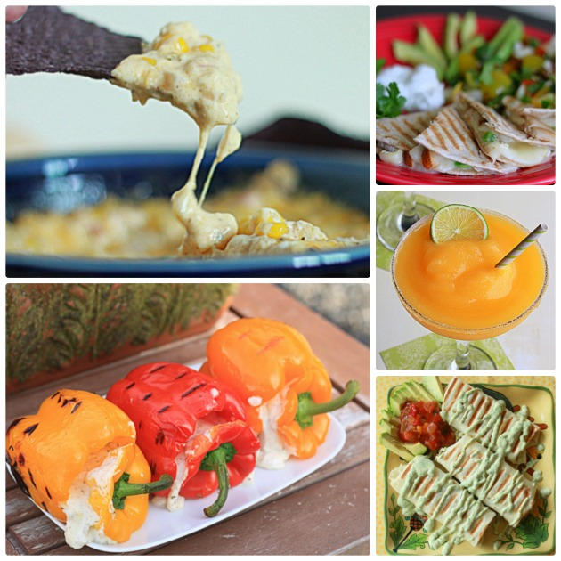 35 Vegetarian Recipes for Cinco de Mayo (+ 10 Bonus Margarita Recipes)