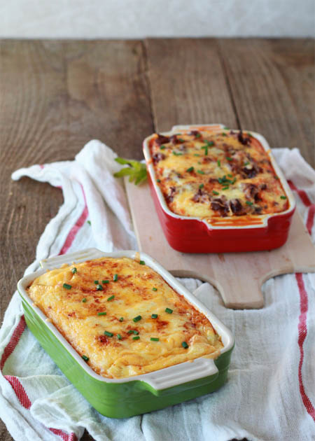 Chiles Rellenos Strata Recipes — Dishmaps