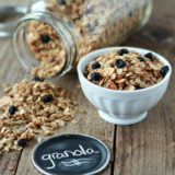 How to make granola square
