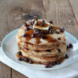 Chocolate Chip Pancakes | Kitchen Treaty