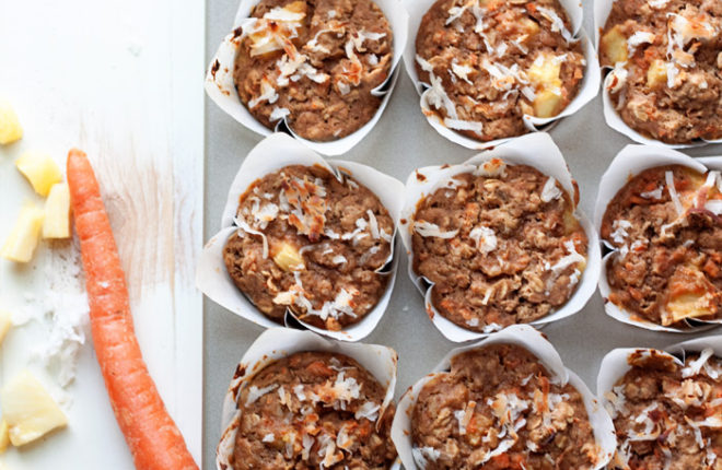 Good Morning Sunshine Muffins Hearty Carrot Muffins With Coconut