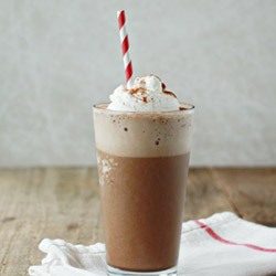 Frozen Mexican Hot Chocolate Mocha | Kitchen Treaty
