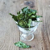 How to Make Kale Chips | Kitchen Treaty