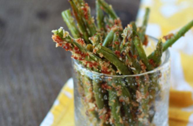 recipe: parmesan green beans skinnytaste [31]