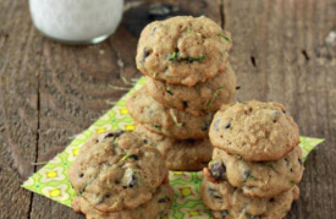 Zucchini Chocolate Chip Cookies | Kitchen Treaty