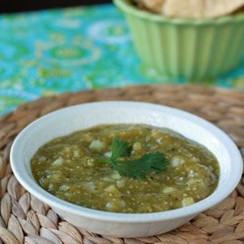 How to Make Salsa Verde